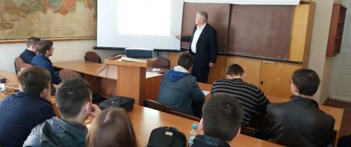 Open lecture Chomca Fedora
